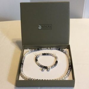 Jewelry - Honora Boxed Pearl Set